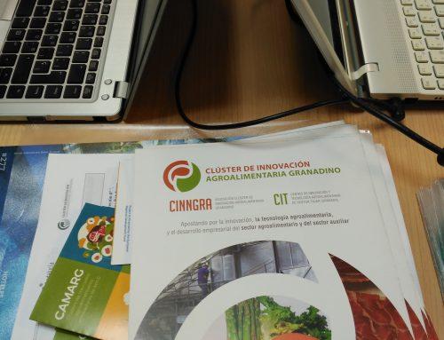 Presentación de la Plataforma de Comercialización Agroalimentaria Km0 con la Federación de Hostelería de Granada
