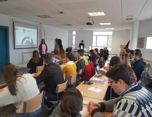 CINNGRA y el IFAPA de Granada desarrollan una Jornada Formativa en el IES Américo Castro de Presentación de Resultados sobre Maridaje de Productos
