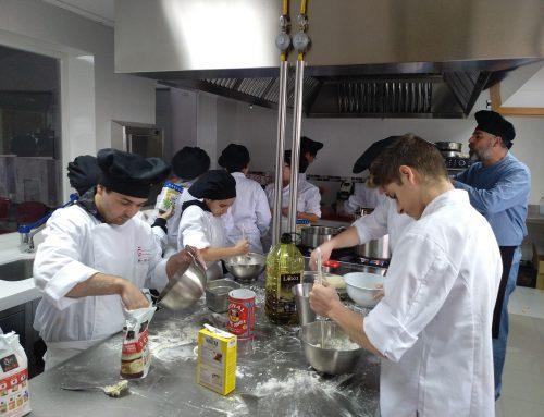 """La Diputación de Granada desarrolla un """"Itinerario de Ayudante de Cocina"""" para jóvenes en el Centro de Innovación y Tecnología de Granada en Huétor Tájar que CINNGRA coordina (CINNGRA-CIT)"""