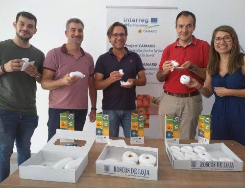 El obrador BONACHERA, de Loja, se une al Proyecto Interreg Med CAMARG