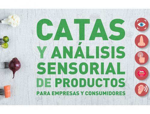 """Proyecto """"Catas y Análisis Sensorial de Productos para Empresas y Consumidores"""""""