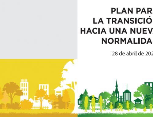 Plan de transición hacia la nueva normalidad