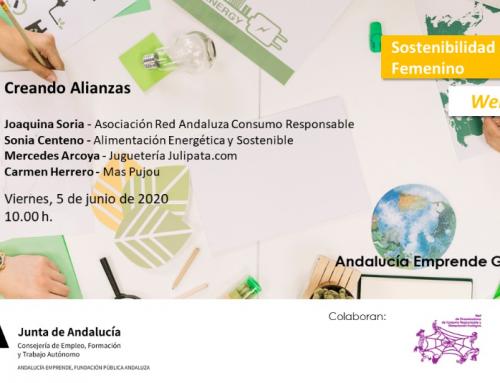 SOSTENIBILIDAD EN FEMENINO. CREANDO ALIANZAS