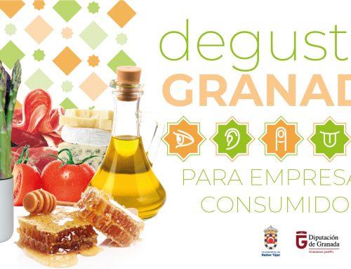 "Proyecto ""Degustar Granada"""