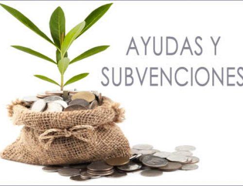 Ayudas y subvenciones para el sector agroalimentario 2021