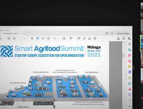 Smart Agrifood Summit 2021…una oportunidad!!