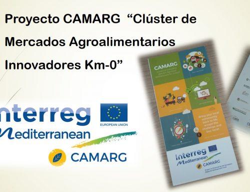 Concluimos Proyecto Interreg-Med CAMARG Clusters de Mercados Agroalimentarios